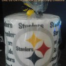 Pittsburgh Steelers Heat Pressed Toilet Paper