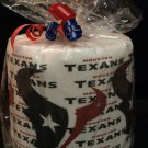 Houston Texans Heat Pressed Toilet Paper