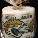 Jacksonville Jaguars Heat Pressed Toilet Paper