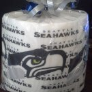 Seattle Seahawks Heat Pressed Toilet Paper