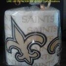 New Orleans Saints Heat Pressed Toilet Paper