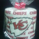 Kansas City Chiefs Heat Pressed Toilet Paper