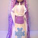 OOAK Art Doll Angel Blue