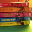 Penny McCall lof of 5 books