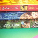 Robyn Dehart Lot of 3 books