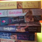 Laura Lee Gurhke lot of 7 books