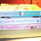 Heidi Betts lot of 3 books