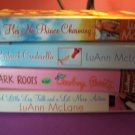 Luann McLane Lot of 4 books