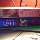 Miranda Neville Lot of 2 books