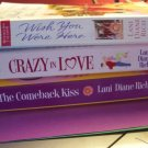 Lani Diane Rich lot of 3 books