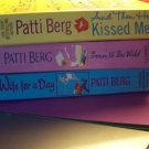 Patti Berg lot of 3 books