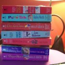 Hailey North lot of 7 books