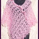 Cathedral Poncho Pattern #54 by Cindy Kamps