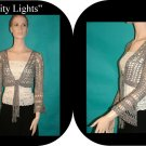 City Lights Long Sleeve Shrug Pattern