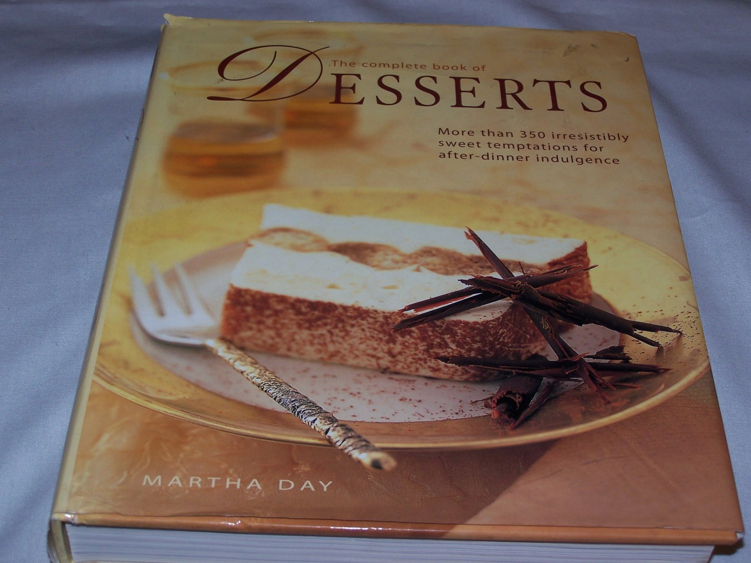 The Complete Book of Deserts (Hardcover)