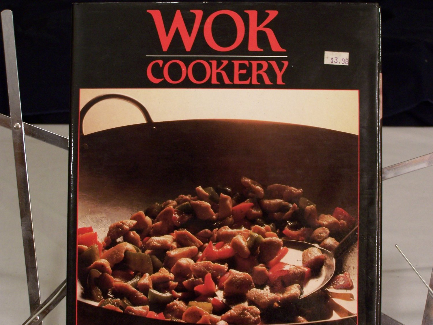 WOK Cookery (Hard  Cover)