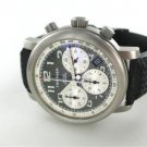 CHOPARD MIGLIA 8407 WATCH WRISTWATCH RUBBER TITANIUM DATE CHRONO BOX TIRE GAUGE