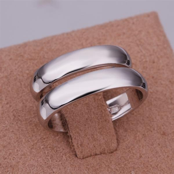 ER033  Platinum Plated Set,gemstone silver Rings,Rings Size Female7-16,Male13-24