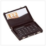 #25895 Mini-Briefcase Calculator