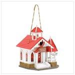 #38276 Wedding Chapel Birdhouse