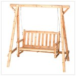 #35107 Garden Chair Swing