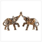 #31776 Entwined Elephants