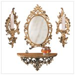 #21310 Baroque Wall Ensemble