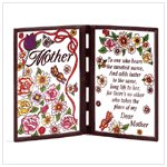 22506 Poetic Plaque To Mom