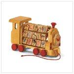 #25839 Alphabet Blocks Train