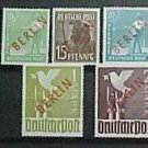 "German Scott's set #9N21-9N32 ""Berlin Occupation"" 1948-49"