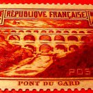 France Scott # 254a A40 Die #3 1931 M/NH/OG