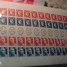 France Scott # 612-615 A1+A147 May 9, 1949, Sheet of 10 + Label RARE