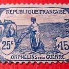 "France B6 SP5 1917-1919 ""Woman Plowing"""
