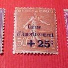 France Set B28-B30 SP20,22,23 Oct.1,1928 Canceled