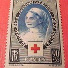 "France B81 SP40 ""Red Cross Nurse"" M/NH/OG Mar 24,1939"