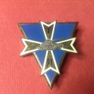 Vintage Enameled French Militaire pin by Drago G1753