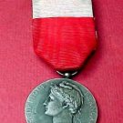 "French  Medal of Honor ""Ministere of Travail"" 1951"