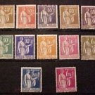 France Scott set #264-283 A45 1932-39 M/NH/OG