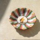 Vintage Italian Centerpiece Bowl by ERPHILA circa 1918-1939 #63