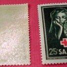 Saar Stamp Scott #B82 SP41 Apr 28,1951 M/NH/OG