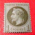France Scott #29 A4 II Empire Napoleon III 1863-70