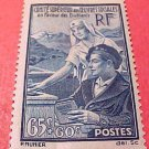 "France B78 SP37 ""Student and Nurse"" M/NH/OG Dec.1,1938"