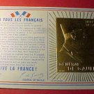 "France Scott #1322 CD134 Charles DeGaulle""Cover""set 1890-1970 Nov.9,1971"