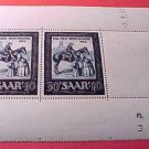 Saar Stamp Scott #B91 SP45 Mar 30,1952 M/NH/OG