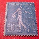 "France Scott #144 A20""Sower"" dull blue1903-38 M/NH/OG"