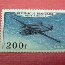 "French Scott #C30 AP15 ""Noratlas"" Jan.16,1954"