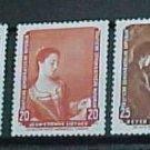 "German GDR Scott's #439-443 A77 ""Painting Type of 1955"" June 29,1959"