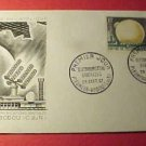 France Scott #1047 A394 First Day Cover Space Communications Sept.29,1962