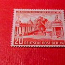 "German Scott's set #9N103 A13 ""Allied Council Building"" Jan.25,1954"