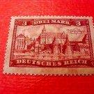 German Scott's #339 A45 Marienburg Castle 1924